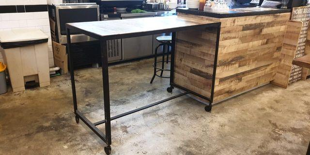 🚚 Counter table