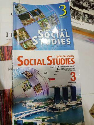 🚚 Social Studies Textbooks