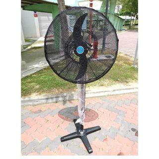 """26"""" Industrial Powerful Stand Fan. 100% New Product. COD"""
