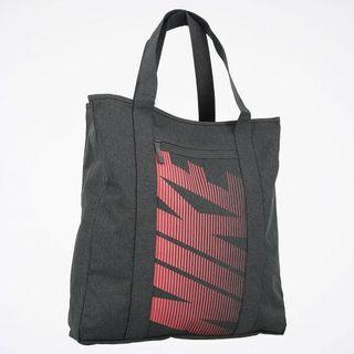 🚚 Authentic NIKE Black Gym Totebag Durable Multi Compartment