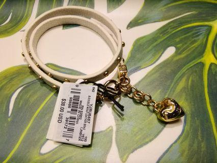 Juicy couture 皮革手環