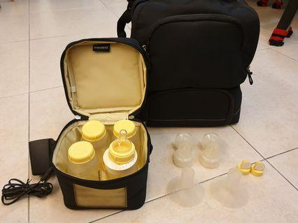 🚚 Medela pump in style advanced
