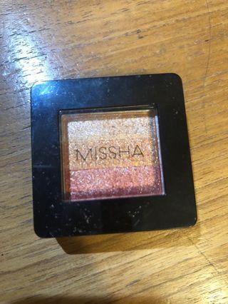 MISSHA 三色眼影 19號