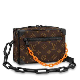 🔥🔥NEW! Louis Vuitton LV Virgil Abloh Soft Trunk Small size