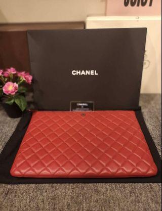 Chanel lambskin large
