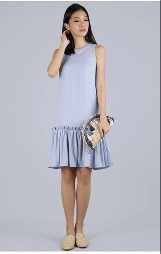 Calder Drop Hem Dress