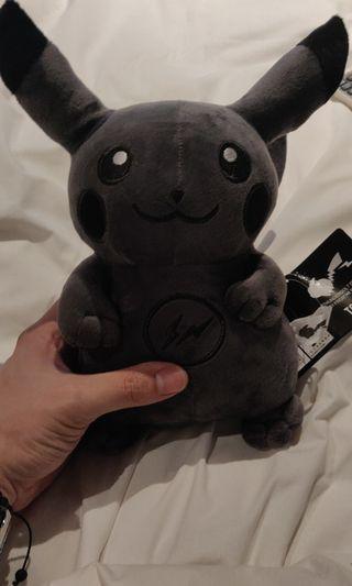 Pikachu fragment10 inch soft toy