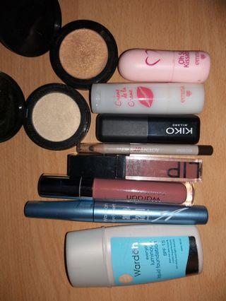 take all 80k bundle set makeup murah