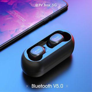 Bluetooth earphones bluetooth earbuds QCY T1 bluetooth earpiece bluetooth earbuds bluetooth earphone TWS QCY bluetooth earphones headphones