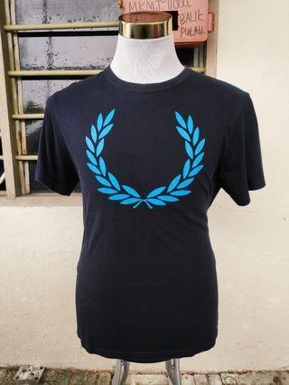Authentic Fred Perry Big Logo