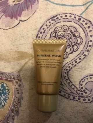 Covermark mineral wash