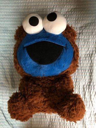 cookie monster 日本景品公仔