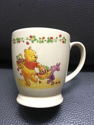 Winnie The Pooh Mug 小熊維尼陶瓷水杯
