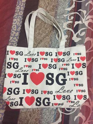 I love SG totebag