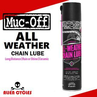 MUC OFF All Weather Chain Lube