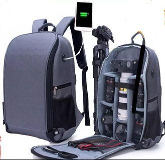 Photography / Quadcopter etc Padded Water-resistant Bagpack Bag Case