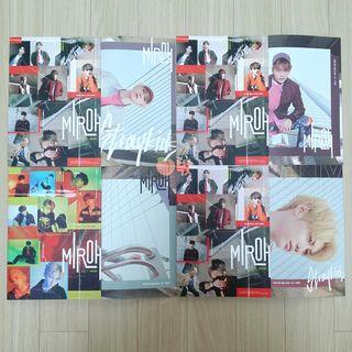 [Incoming Ready Stock] Stray Kids Clé 1 Miroh (Album Only)