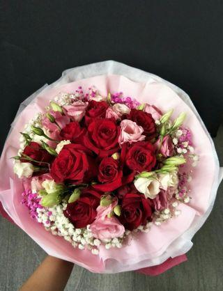 Marry Me Proposal Bouquet