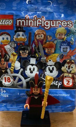 Jafar - Disney Minifigures series 2