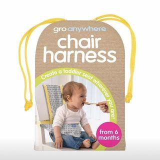 The Gro Company Chair Harness