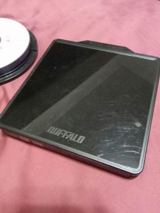 🚚 DVD燒錄機 +-都可以 還有9張沒用到的