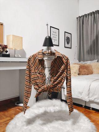 Check Flannel