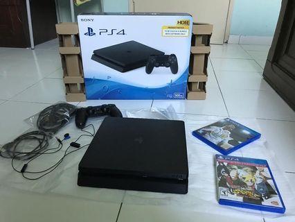 PS4 Slim 500GB HDR