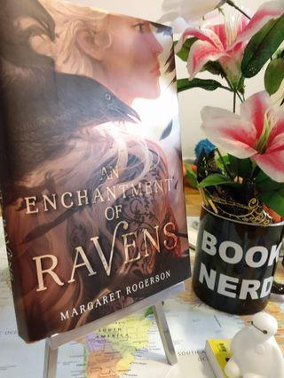 An enchantment of Ravens BOOK