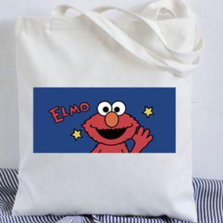 Cute Sesame Street Elmo Tote Bag