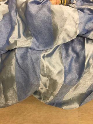 全新窗簾(96吋x 72 吋)