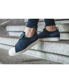 Adidas Superstar Slip Ons