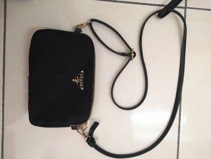 Prada sling bag (imitation)