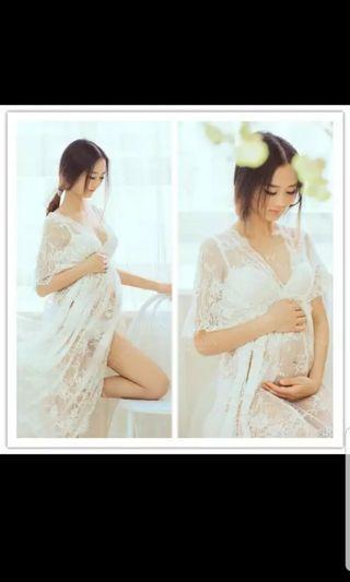 孕婦照寫真裙