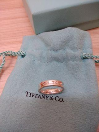 Tiffany Ring 1837 戒指