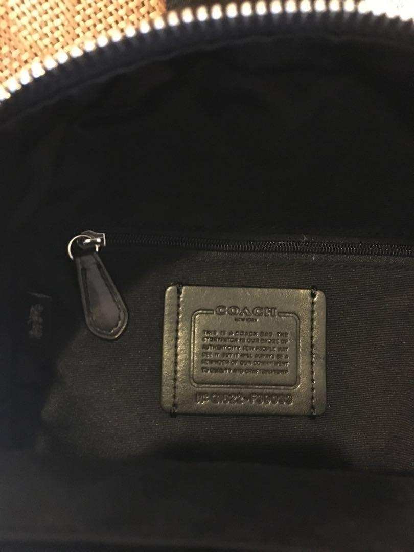 2 for 1 price!! BNWT coach mini backpack with FREE brand new coach ID card case