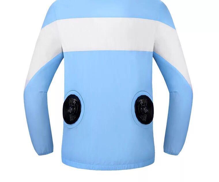 降溫製冷風扇智能外套