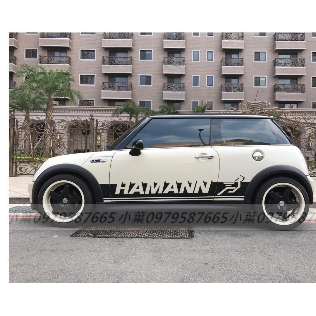 專辦全額貸 零元可交車 2003 MINI S 1.6 白色 手排