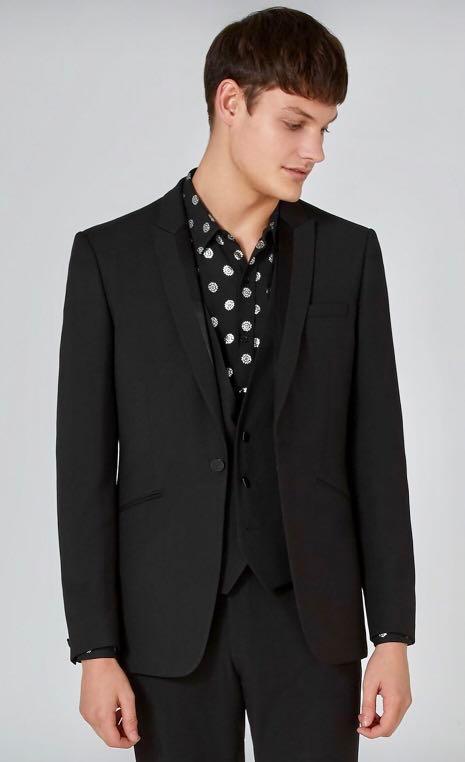 黑色禮服 / 西装外套