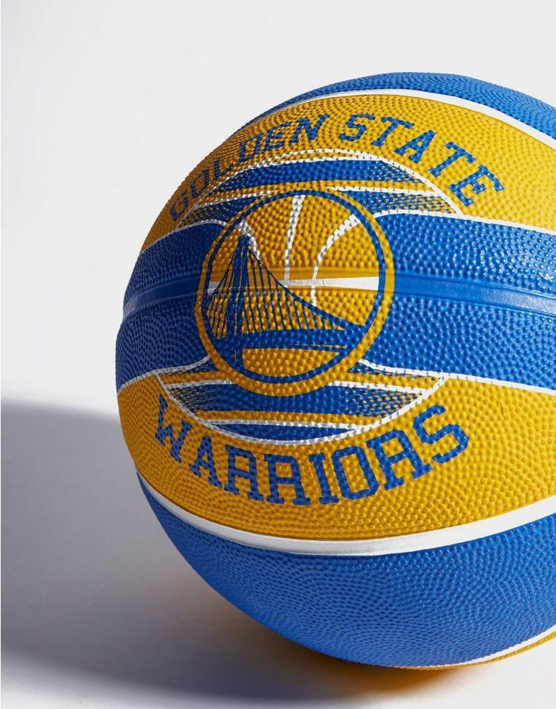 【💥 Warriors】Spalding NBA 金州勇士  7號籃球