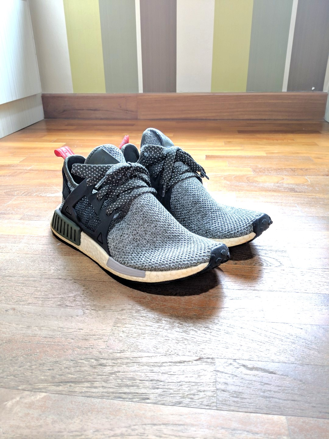 cheaper 8c061 dccc0 Adidas Nmd XR1 Green US10 / UK9.5 / EUR 44