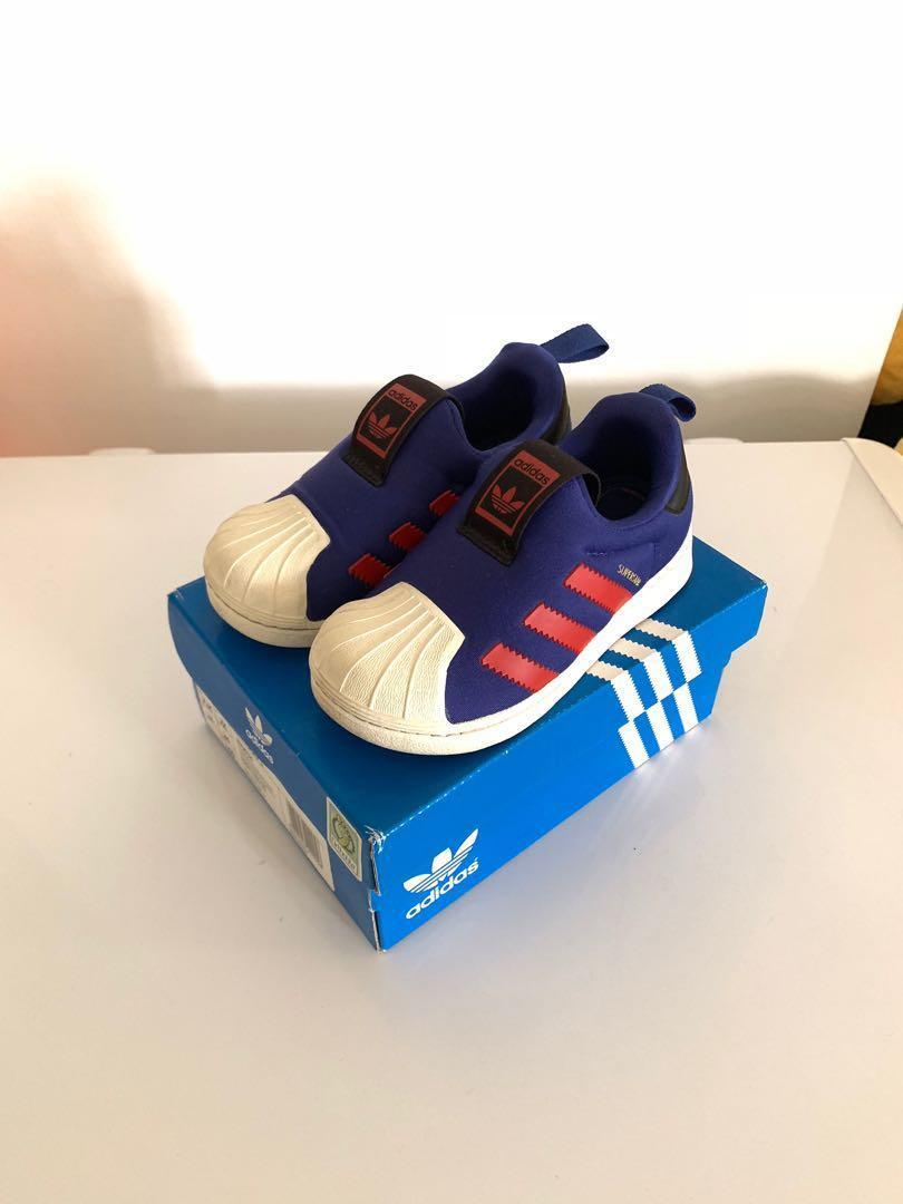 size 40 b8913 69523 Adidas superstar 360 I kid shoes, Babies & Kids, Boys ...