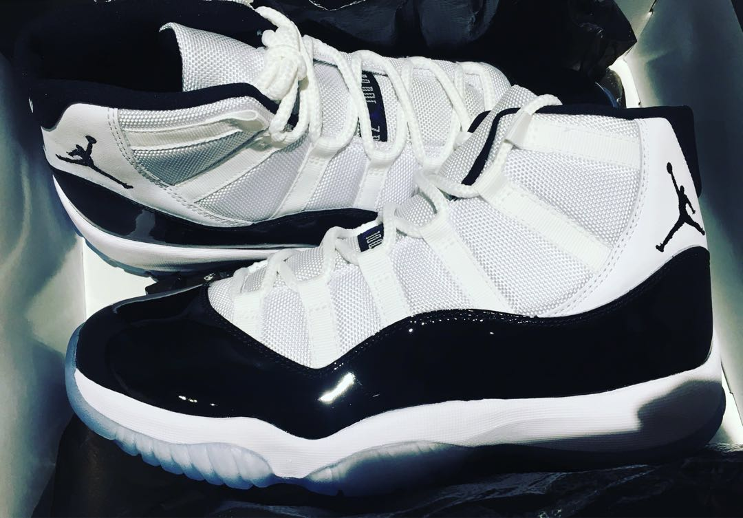 new product a9c34 e80fd Air Jordan 11 Concord