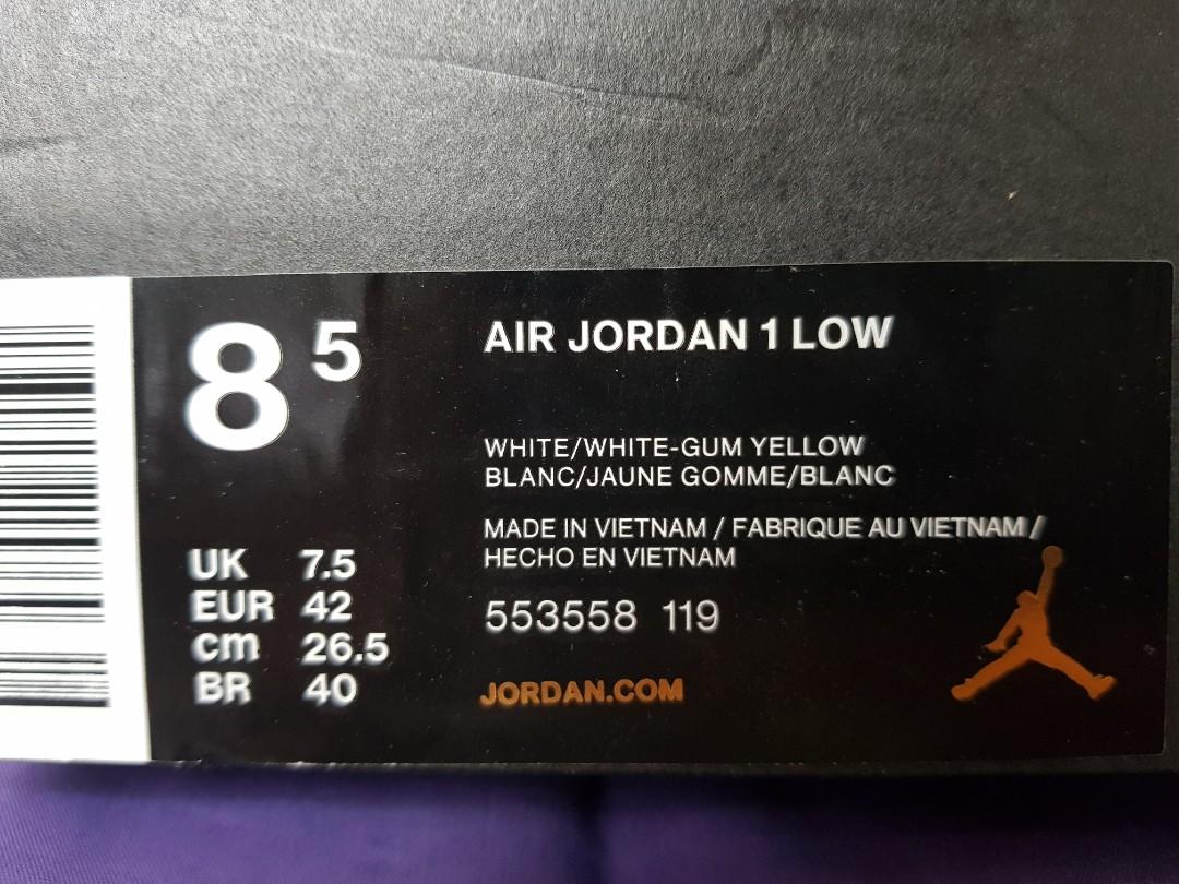 pretty nice 5b9a8 f749f Air jordan 1 hyperpink, Men s Fashion, Footwear, Sneakers on Carousell