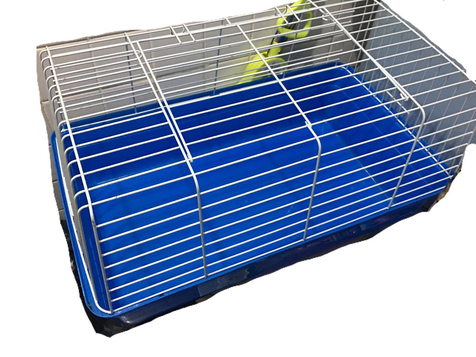 Alex 天竺鼠籠(blue)