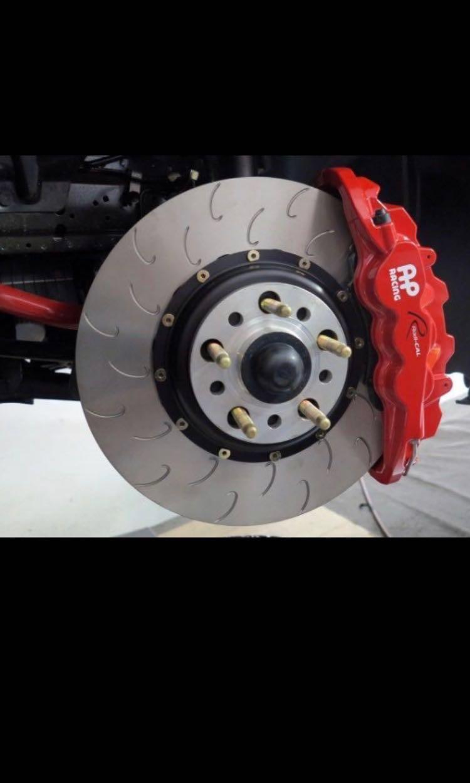 Ap Racing 355mm J-Hook Rotors, Car Accessories, Accessories