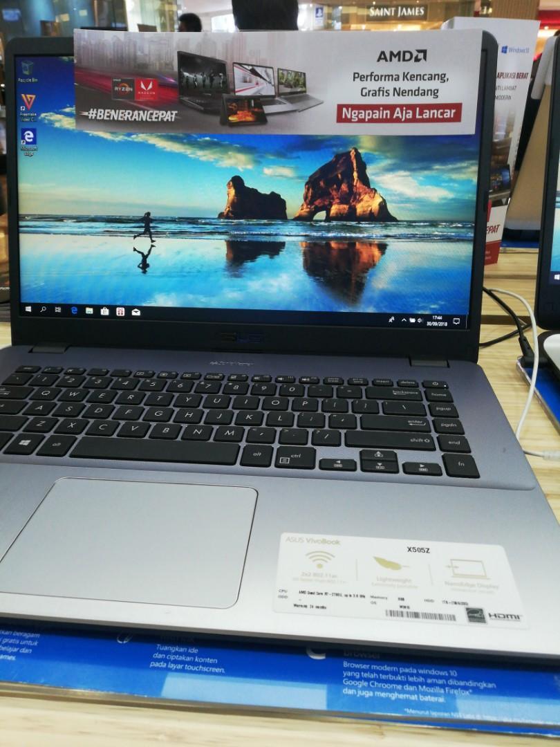 Asus VivoBook X505ZA CicilBisa Tanpa Kartu Kredit Free 2xCicilan MTA
