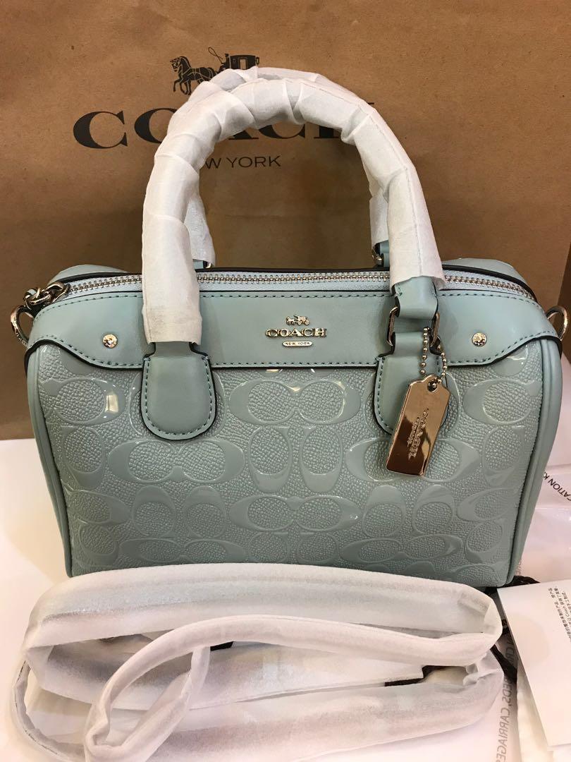 Authentic Coach ready stock 11920 women crossbody bag handbag