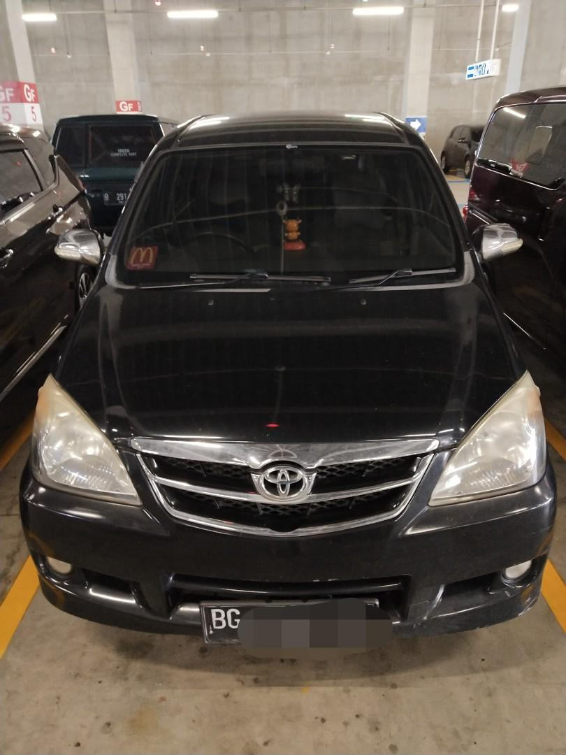 Avanza Tipe G 2008 KM rendah Mesin Mulus - NEGO