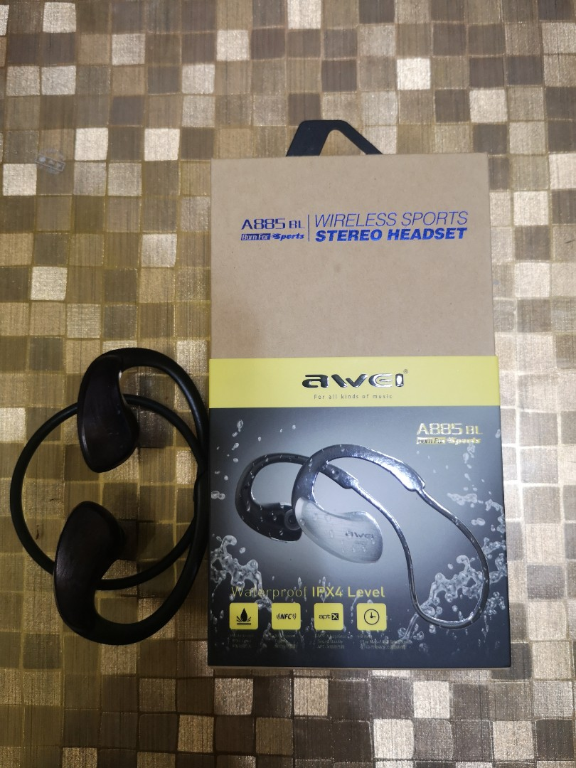 Awei(A885BL) Wireless