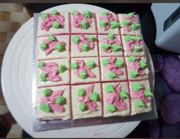 BANDUNG SIRAP CAKE